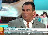 'It's the worst pain I've ever felt': Paddy Doherty tells of prostate cancer