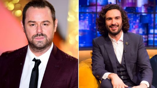 EastEnders star Danny Dyer brands fitness guru Joe Wicks 'f****** irritating'