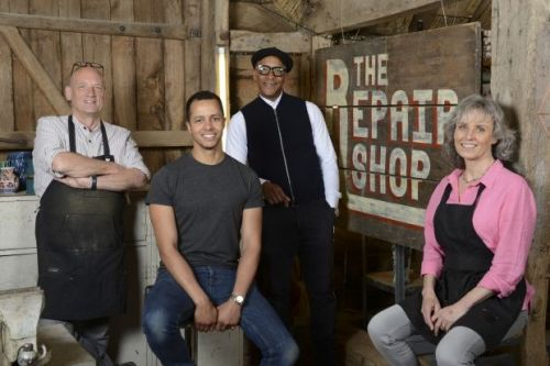 The Repair Shop dropped in last-minute BBC schedule change