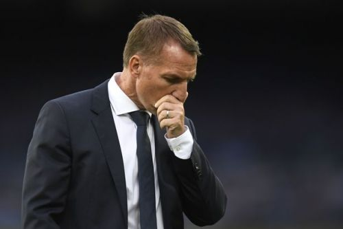 Brendan Rodgers fumes as VAR dents Leicester's Champions League hopes