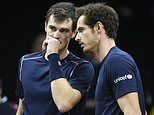 Jamie Murray rules out the possibility of playing with brother Andyat Wimbledon