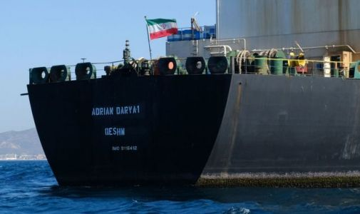 Oil on tanker released by Gibraltar has been sold, says Iran