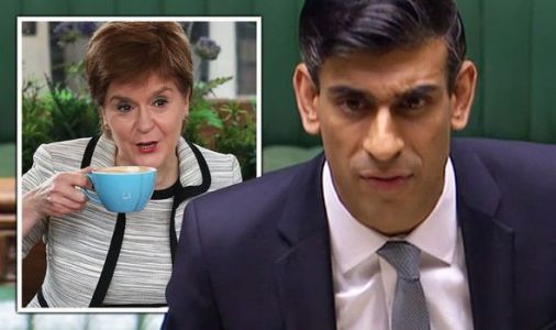 Rishi Sunak shames Nicola Sturgeon's SNP nationalism as he highlights 'undeniable truth'