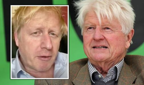 Stanley Johnson warns Boris 'not out of woods yet' as the PM's recovery could take weeks