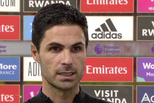 Mikel Arteta sends message to Arsenal board and points out 'big concern' after Liverpool win