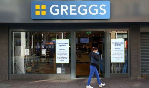 Greggs set to reopen 800 branches across the UK in June with big changes to stores