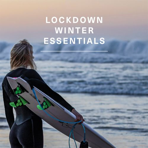 WINTER WETSUIT GUIDE 2020/21