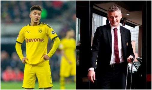 Jadon Sancho excited by Man Utd promise - 'That is quite appealing to him'