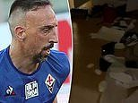 Franck Ribery finds his house had been burgled with bags and jewellery stolen