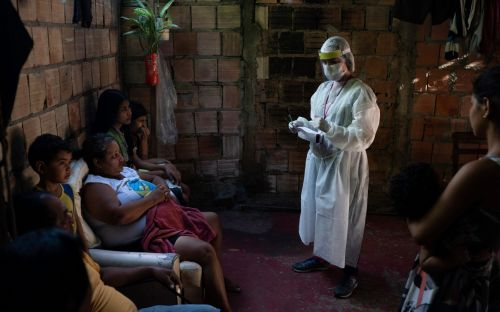 Coronavirus world round-up: Brazil and Mexico report record daily death tolls