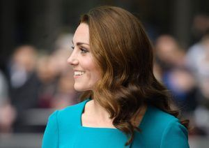 Kate Middleton just wore another stunning dress by one of her favourite designers