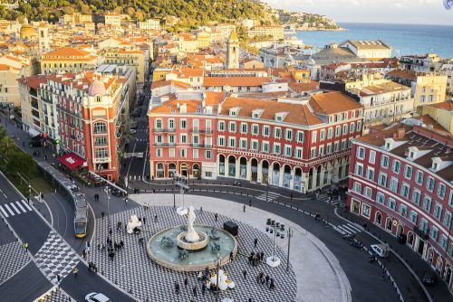 The French Riviera through the festivals