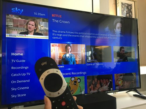 Sky Q is finally getting HDR content tomorrow
