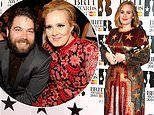 Adele requests joint custody of son Angelo after filing for divorce from husband Simon Konecki