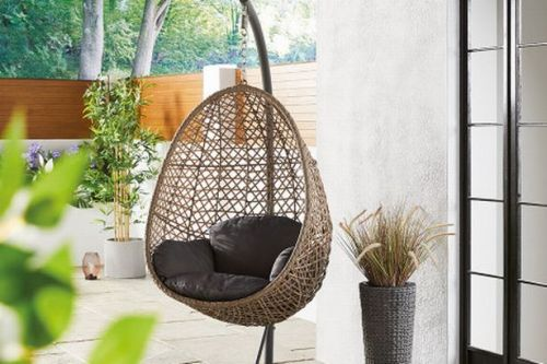 Aldi's sell-out Hanging Egg Chair is coming back - here's how to get one