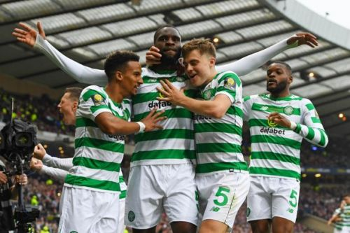 Hearts 1 Celtic 2 as Odsonne Edouard seals treble Treble with deadly double - 5 talking points