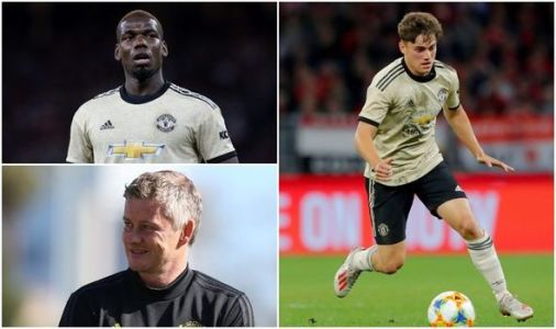 Man Utd vs Leeds LIVE: Line ups confirmed, Paul Pogba decision and transfer news updates