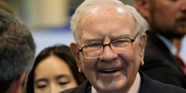 Warren Buffett's Berkshire Hathaway rallies to 5-month high as investors cheer its flurry of recent purchases