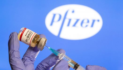 Pfizer's COVID-19 vaccine is reportedly being flown by United Airlines chartered flights to distribution hubs, in anticipation of FDA approval