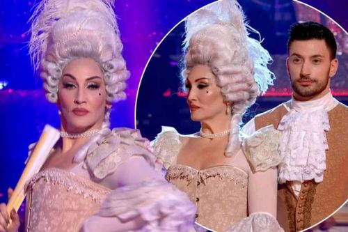Strictly's Giovanni Pernice admits he did 'argue' with Michelle Visage behind scenes