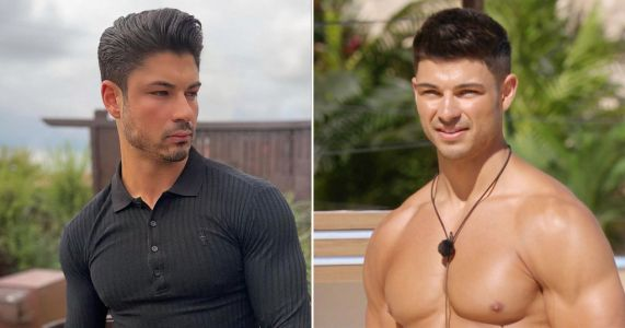 Love Island's Anton Danyluk insists he hasn't had plastic surgery after getting 'hate' over his face
