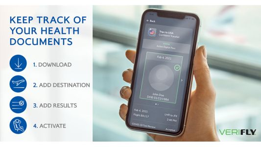 British Airways expands the use of the Verifly app