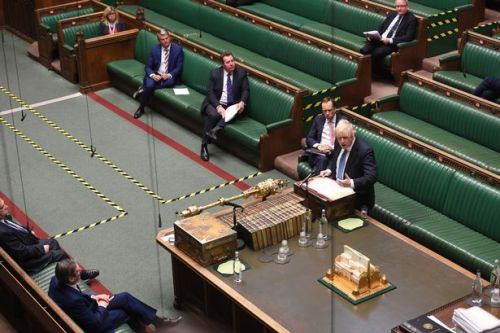 MPs return to Westminster as Government drops virtual sessions despite concerns