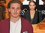 Brooklyn Beckham attends photo exhibition while ex Hana Cross parties across town at LFW bash