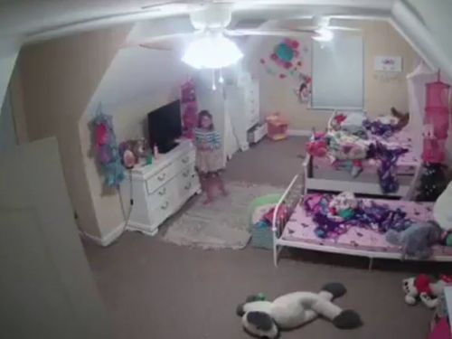 'I'm Santa Claus': A Ring camera in an 8-year-old girl's bedroom was hacked and the video is terrifying