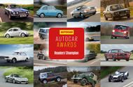 Icon of Icons: Autocar Awards Readers' Champion - one week left to vote