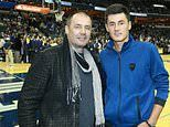 Father of tennis bad boy Bernard Tomic is arrested for allegedly drink-driving