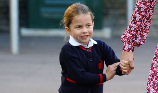 Kate and William remain tight-lipped about whether Charlotte will go back to school today
