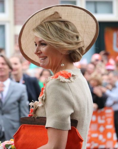 Maxima at 50: How she developed a royal style of her own