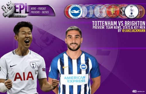 Tottenham vs Brighton Match Preview | Team News, Stats & Key Men