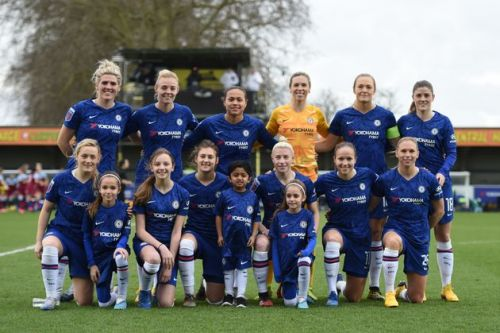 Chelsea FC Women Now Tailors Training Around Player's Periods