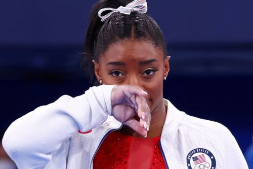 """Simone Biles """"should have quit way before Tokyo Olympics"""" due to sexual abuse trauma"""