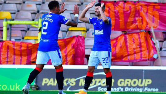 Rangers should be delighted with their Old Firm win, but it was only three points in a marathon title race