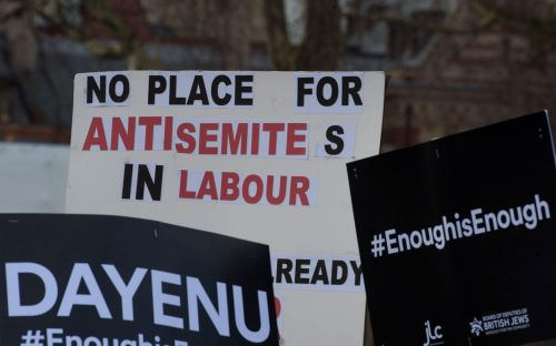 Fresh Labour row as 68 British rabbis accuse party of 'ignoring Jewish community' over new anti-Semitism code
