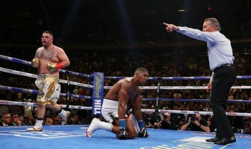 Anthony Joshua opens up on 'difficult time' after devastating Andy Ruiz Jr loss