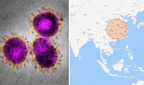 Coronavirus LIVE map: Check HERE for interactive map of COVID-19