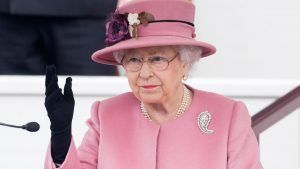 This is why the Queen always wears gloves