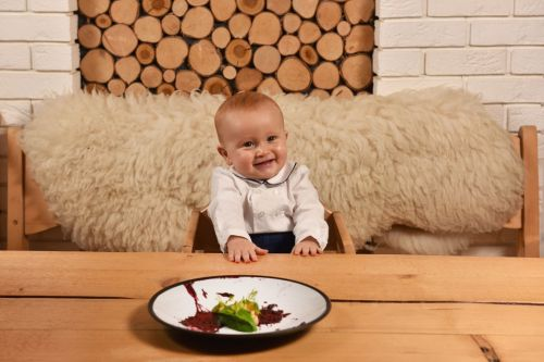 Royal chef creates baby food fit for a prince to mark Archie's 6 month birthday