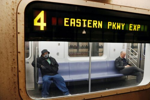 Public transit may not bring a high risk of coronavirus transmission, research suggests - depending on which precautions you take