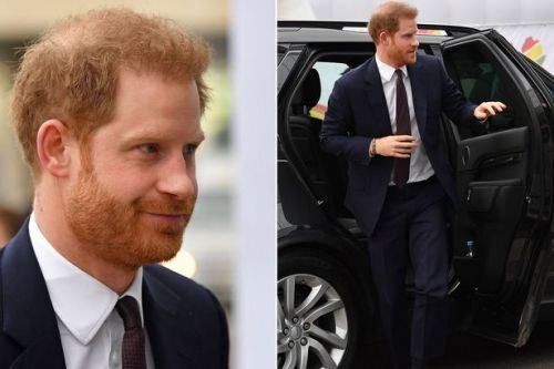 Prince Harry unexpectedly attends summit hours after emotional speech on Megxit
