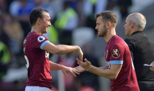 Nightmare West Ham ace Jack Wilshere has gone through revealed by captain Mark Noble