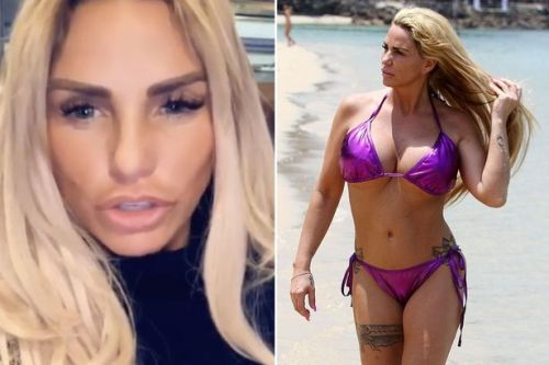 Katie Price trolled over surgery as she's accused of trying to scrounge freebie holiday