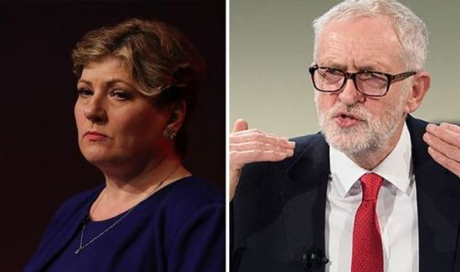 LABOUR CRISIS: Corbyn under fire as Thornberry demands he insist on People's Vote