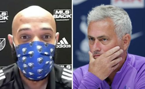 'I don't think about Tottenham, never did': Thierry Henry hits back at Jose Mourinho's Arsenal jibe