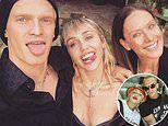 Cody Simpson's mum complains her son and his girlfriend Miley Cyrus can't attend her 50th birthday