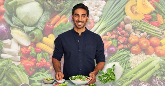 Dr Rupy Aujla reveals the five healthy foods you should be eating